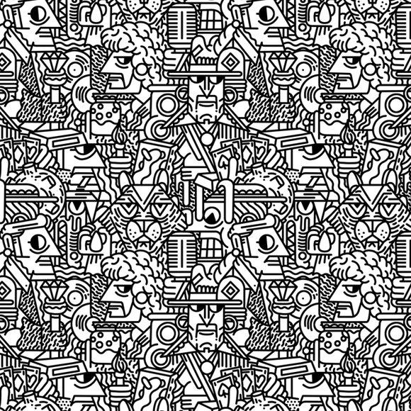 Pattern Tino Casal